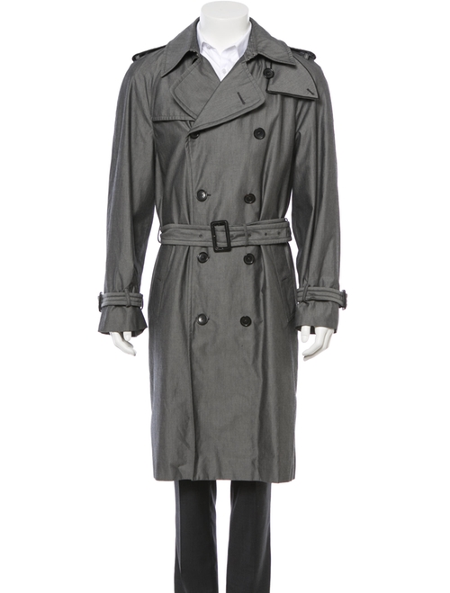 Trench Coat by Tom Ford in Steve Jobs