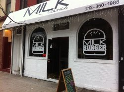 New York City, New York by Milk Burger Restaurant in Top Five