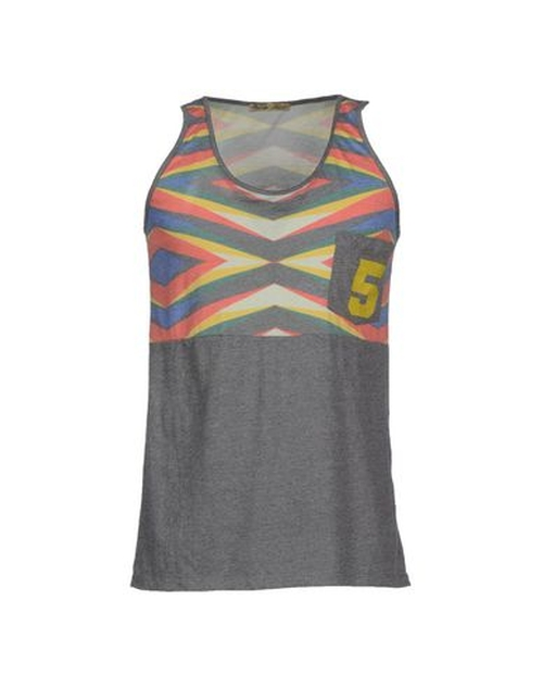Jersey Tank Top by Amaranto in We Are Your Friends