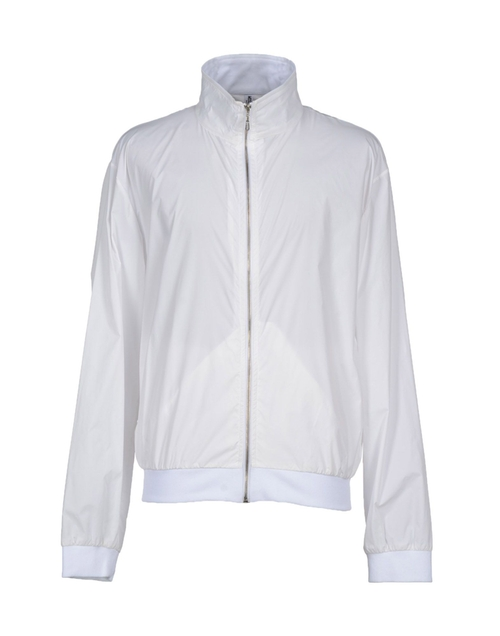 Zip Jacket by Moschino Mare in Black Mass