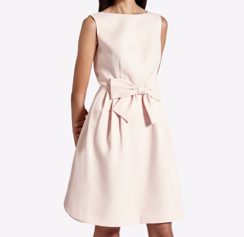 Nuhad Bow Dress by Ted Baker in New Girl