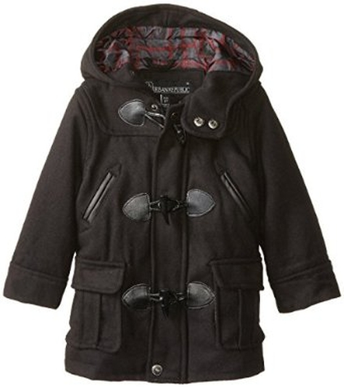 Little Boys' Wool Blend Toggle Coat by Urban Republic in Night at the Museum: Secret of the Tomb