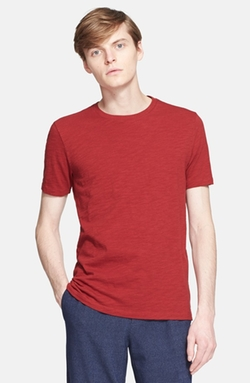 Slub Cotton T-Shirt by Vince in Me and Earl and the Dying Girl