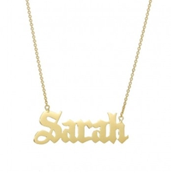 'Ava Gothic Necklace' by Sarah Chloe in Pretty Little Liars
