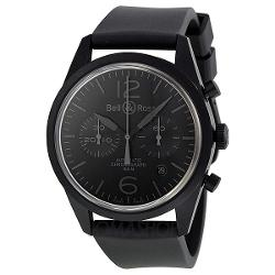 Vintage Phantom Chronograph Mens Watch by Bell and Ross in The Purge: Anarchy
