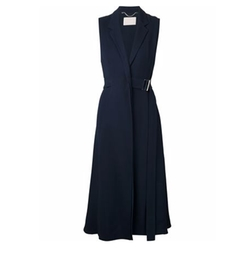 Flared Belted Dress by Jason Wu in Suits
