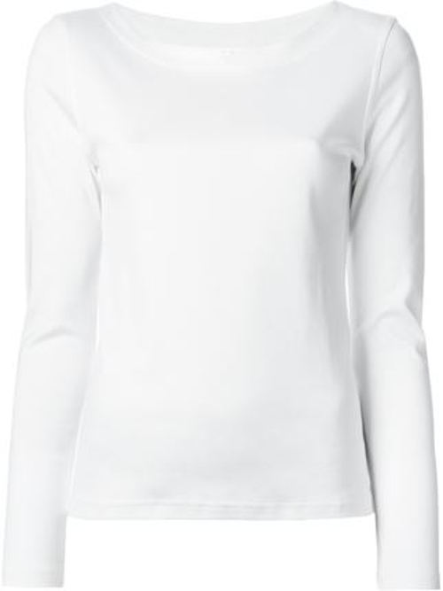 Long Sleeve T-Shirt by Courrèges in Mean Girls