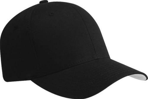 Cotton Twill Fitted Hat by Flexfit in Interstellar