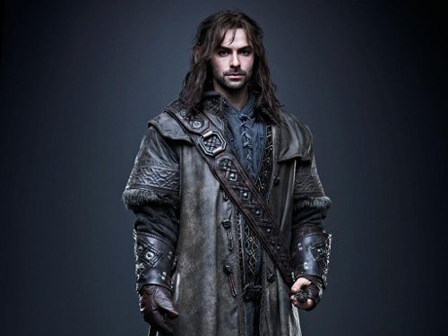 Custom Made Kili Costume by Ann Maskrey & Bob Buck (Costume Designer) in The Hobbit: The Battle of The Five Armies