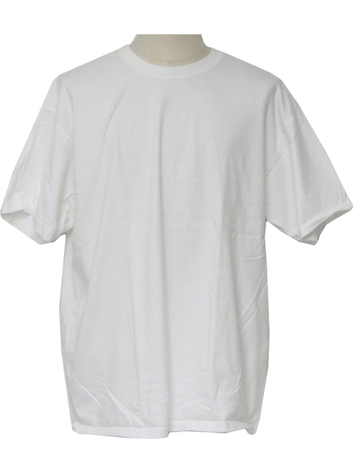 Cotton Short Sleeve T-Shirt by Port in Grease