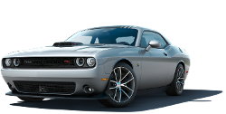 Challenger by Dodge in Nightcrawler