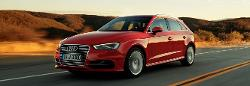 A3 Sportback by Audi in No Strings Attached