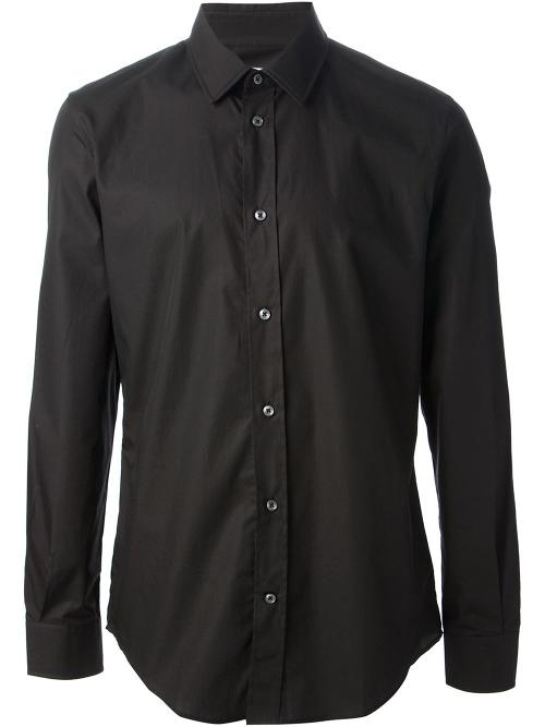 Classic Shirt by Maison Martin Margiela in A Good Day to Die Hard