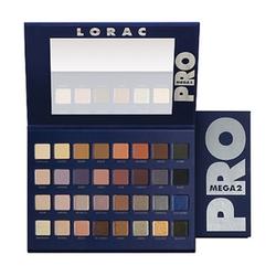 Lorac Mega Pro Eyeshadow Palette 2