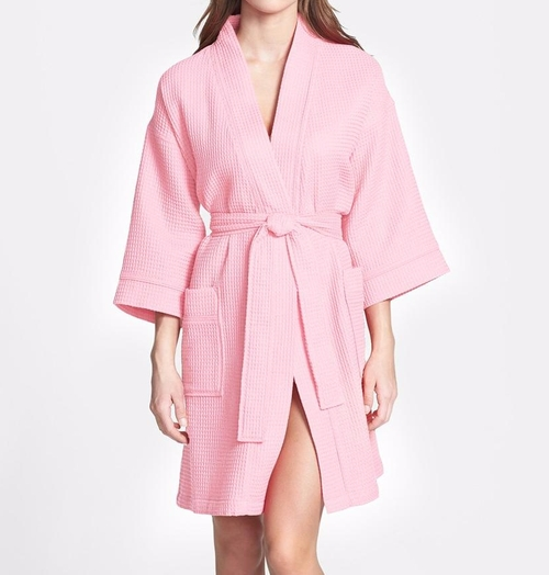Waffle Cotton Robe by Nordstrom in Scream Queens - Season 2 Episode 1