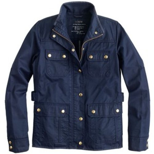 The Downtown Field Jacket by J. Crew in Fifty Shades of Grey