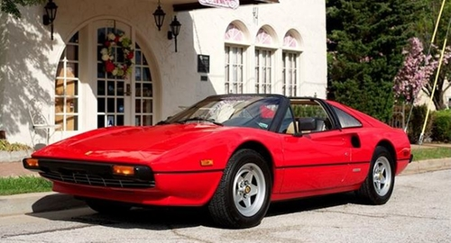 1981 308 GTSI Coupe by Ferrari in Vacation