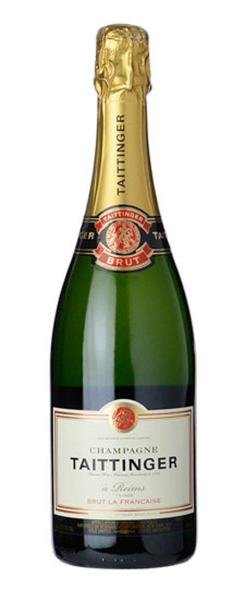 NV La Francaise Brut Champagne Blend by Taittinger in Taken 3