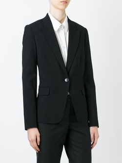 Peaked Lapel Blazer by Theory in Supergirl