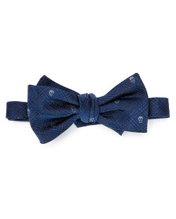 Prince of Wales Bow Tie by Alexander McQueen	 in The Best of Me