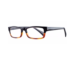 'Soho' Two Tone Eyeglasses by Jastime in Arrow