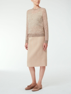 Wool and Cashmere skirt by MaxMara in Suits