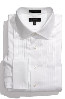 Classic Fit Tuxedo Shirt by John W. Nordstrom in Laggies