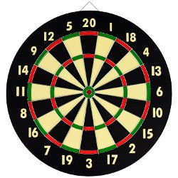 Dart Board by TG in Unfinished Business