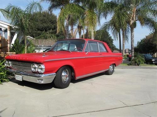 1962 Meteor Sedan by Mercury in American Ultra