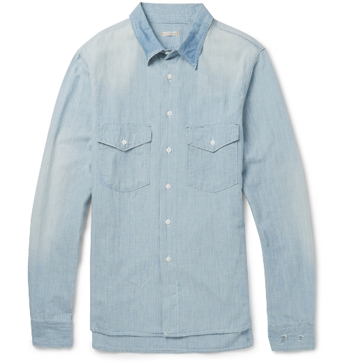 Chambray Shirt by Chimala in Magic Mike XXL