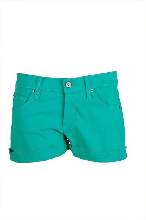 Womens Cut-Off Stretch Twill Short Shorts by James Jeans in Couple's Retreat