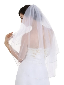 Bridal Wedding Veil by Venus Jewelry in Mamma Mia!