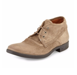Dylan Bound Suede Chukka Boots by John Varvatos  in New Girl