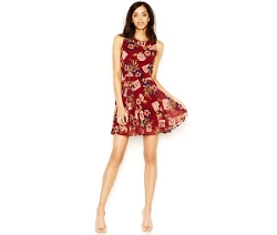 Sleeveless Floral-Print Dress by Maison Jules in Ricki and the Flash