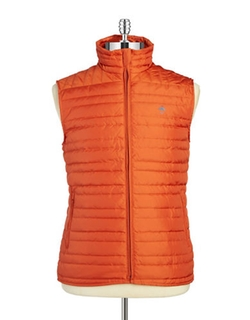 Quilted Vest by Brooks Brothers Red Fleece in Scream Queens