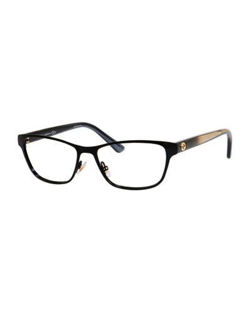 Ombre Rectangle Fashion Glasses by Gucci in Thor: The Dark World