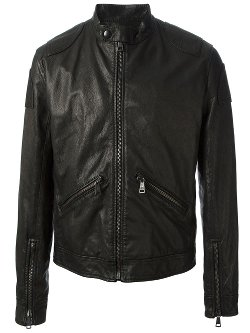 Zipped Jacket by Dolce & Gabbana in The Gambler