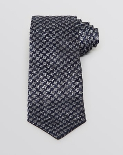 Repeating Diamond Classic Tie by John Varvatos in Ant-Man