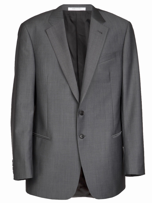 Slim-Fit Wool Two-Button Suit by Valentino in Crazy, Stupid, Love.