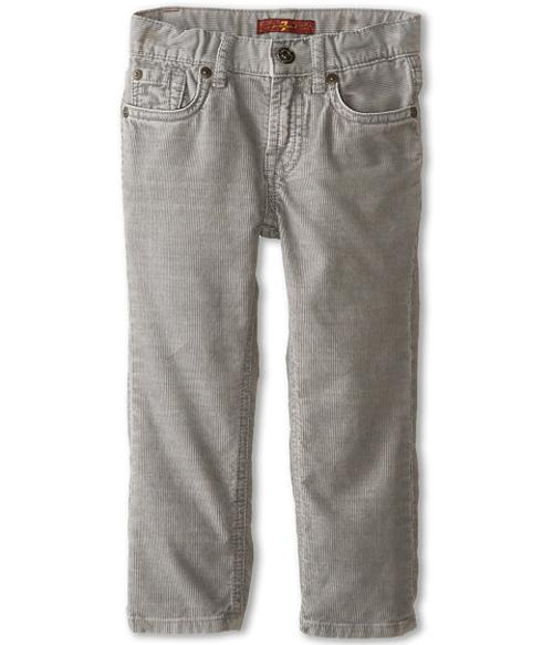 Standard Corduroy Jean by 7 For All Mankind Kids in Neighbors