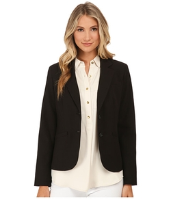Olivia Soild Two-Button Jacket by Jones New York in Kill Bill: Vol. 2
