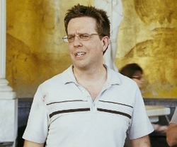 Stripe Polo Shirt by JC Penney in The Hangover
