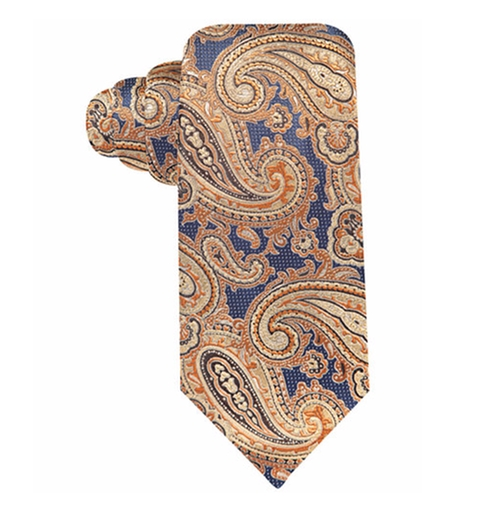 Parma Paisley Tie by Tasso Elba in Ballers - Season 2 Episode 4