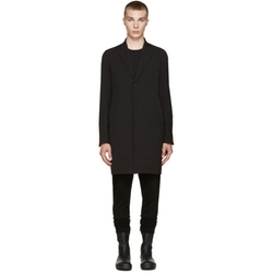 Pharmacy Coat by Rick Owens in Black Panther