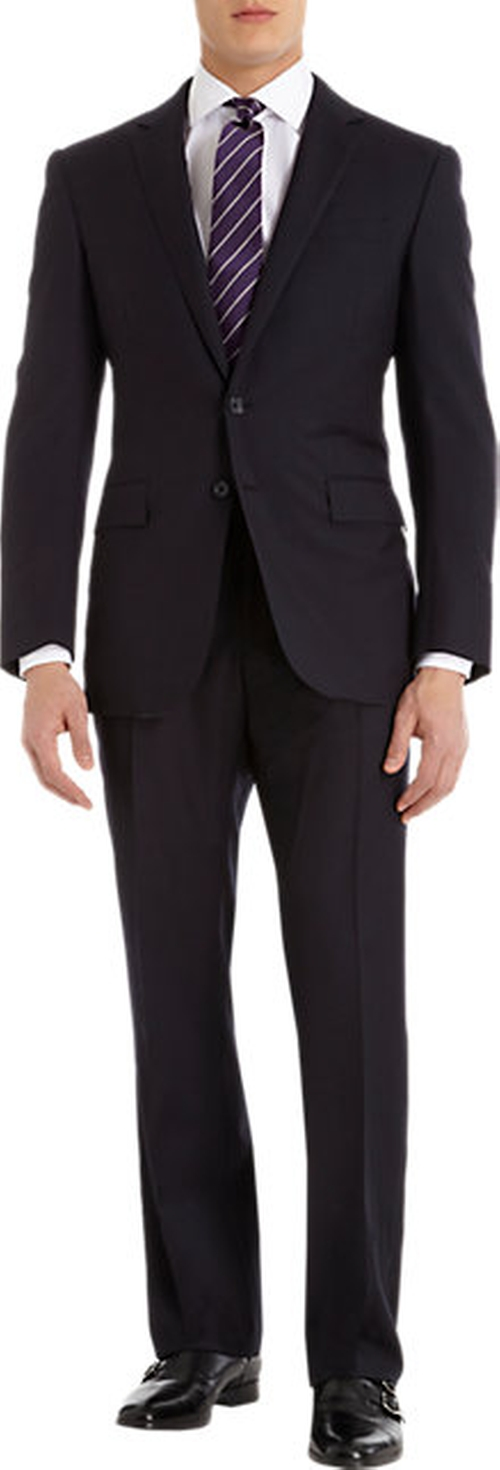 Anthony Two-Button Suit by Ralph Lauren Black Label in Suits - Season 5 Episode 4