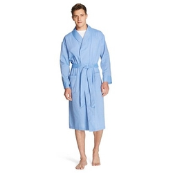 Premium Men's Woven Robe by Hanes in The Rocky Horror Picture Show