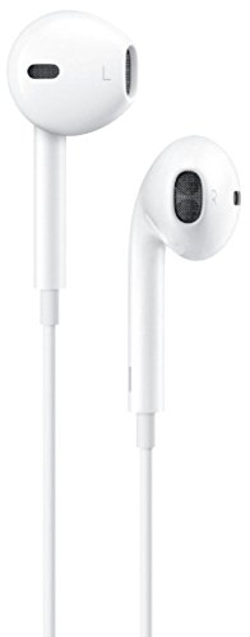 Remote and Mic Ear Pods by Apple in Fantastic Four