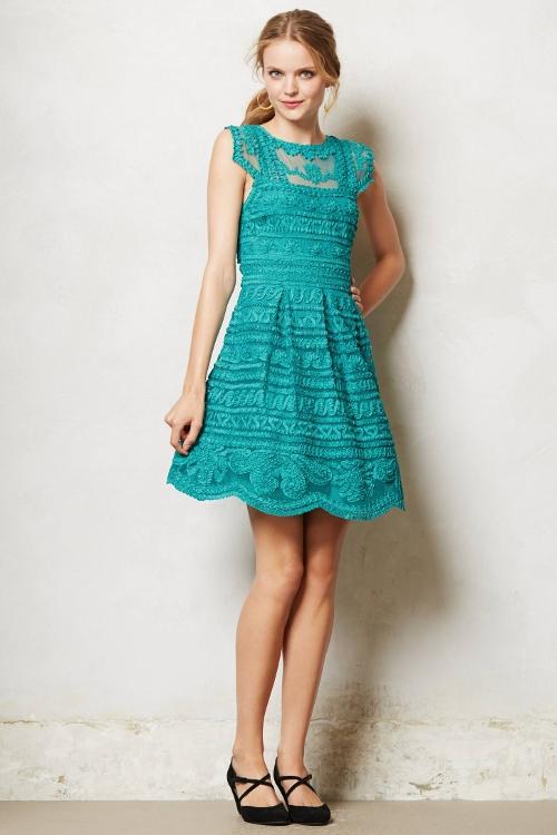 New Light Dress by Anthropologie Yoana Baraschi in If I Stay