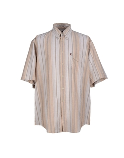 Short Sleeve Linen Shirt by Marlboro Classics in Modern Family