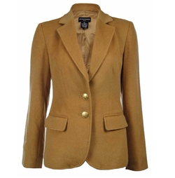 Women's Cashmere Blazer by Sutton Studio in Imaginary Mary